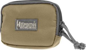 Maxpedition Hook & Loop Zipper Pocket