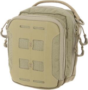 Maxpedition AGR Accordion Pouch Tan