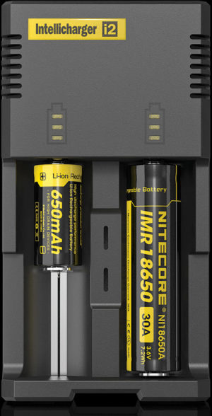 Nitecore Intellicharger Battery Charger
