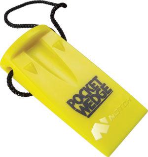 Notch Equipment Pocket Kerf Wedge
