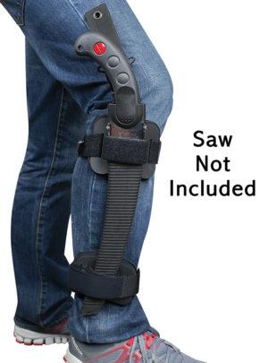 Notch Equipment Talon Handsaw Leg Mount