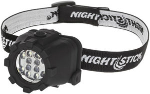 Nightstick Dual Head Lamp