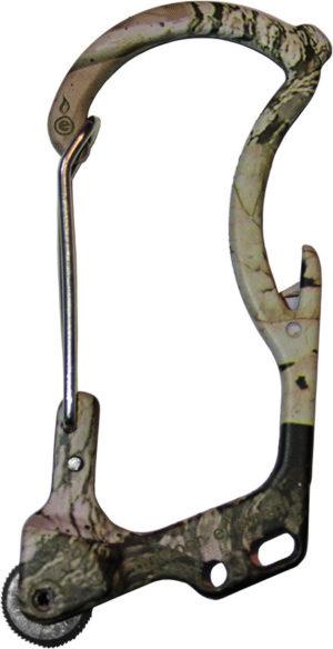 Outdoor Element Firebiner Survival Carabiner