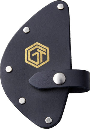 Off Grid Tools Hammer Axe Sheath Blk Leather