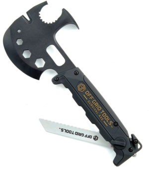 Off Grid Tools Survival Axe ABS