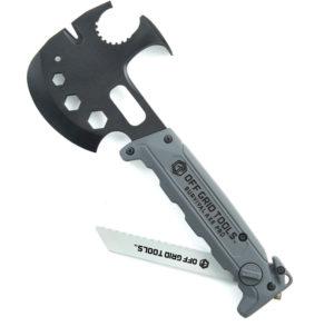 Off Grid Tools Survival Axe Aluminum