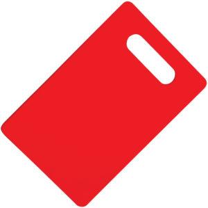 Ontario Cutting Board Red