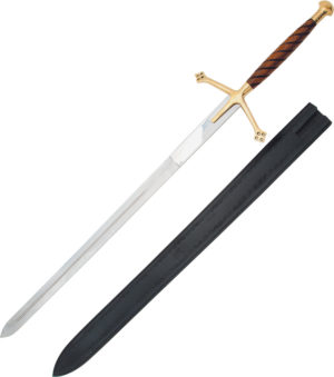 Pakistan Claymore Sword Wood