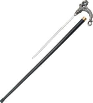 Pakistan Dragon Sword Cane