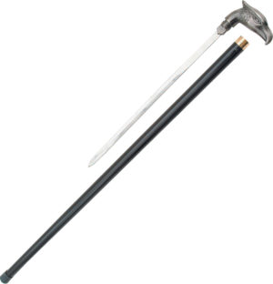 Pakistan Eagle Sword Cane