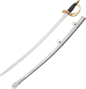 India Made Cavalry Sword