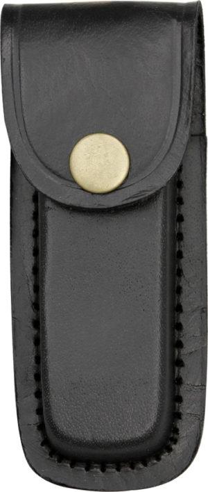 Pakistan Black Leather Belt Sheath
