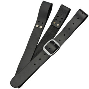 Pakistan Sword Belt Black
