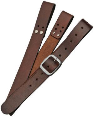Pakistan Sword Belt Brown