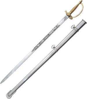 India Made CSA Officer's Dress Sword