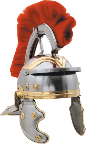 India Made Roman Officers Helmet