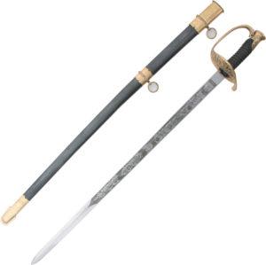 India Made US Cavalry Sword