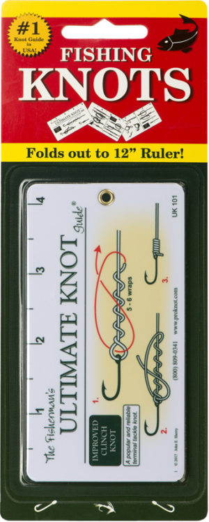 Pro-Knot UK Fishing Knot Cards