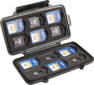 Pelican Memory Card Case