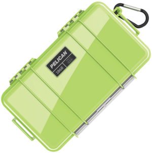 Pelican Micro Case Bright Green