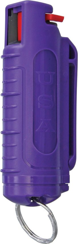 Police Magnum Pepper Spray ORMD Purple