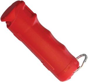 Police Magnum Flip Top Pepper Spray Red
