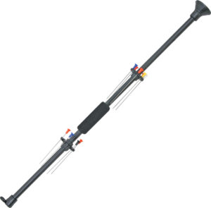 Predator 40 Caliber Blowgun 24 inch