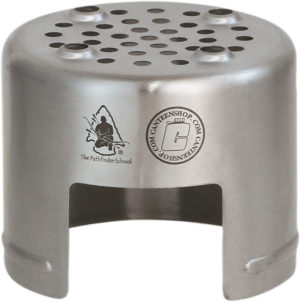 Pathfinder Stainless Bottle Stove