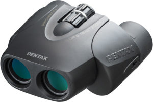 Pentax UP Binoculars 8-16x21mm Black