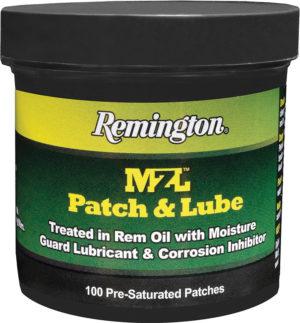Remington MZL Patch & Lube