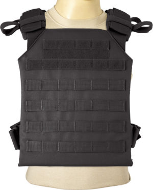 Red Rock Outdoor Gear MOLLE Plate Carrier – Black