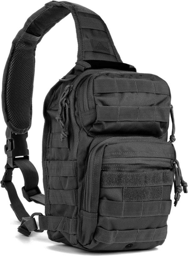Red Rock Outdoor Gear Rover Sling Pack Black