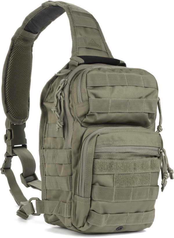 Red Rock Outdoor Gear Rover Sling Pack Olive Drab