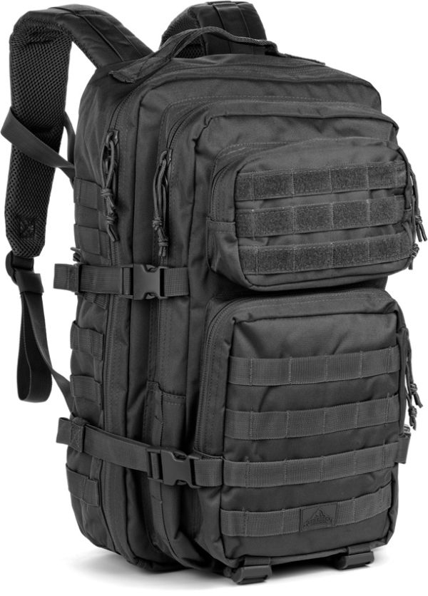 Red Rock Outdoor Gear Large Assault Pack Black