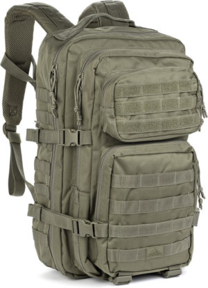 Red Rock Outdoor Gear Large Assault Pack OD