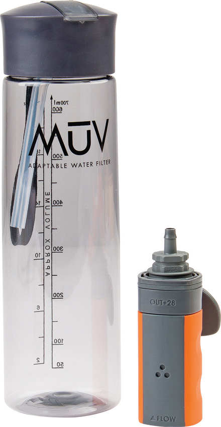 Renovo Water MUV Nomad Package