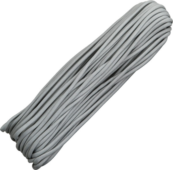 Atwood Rope MFG Parachute Cord Grey 100 Ft