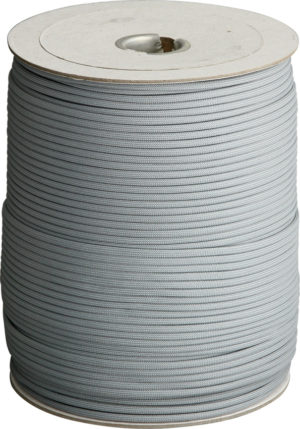 Atwood Rope MFG Parachute Cord Grey 1000 Ft