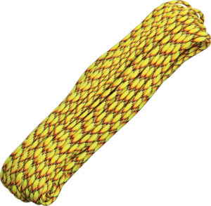 Atwood Rope MFG Parachute Cord Explode
