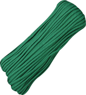 Marbles Parachute Cord Green 100 ft
