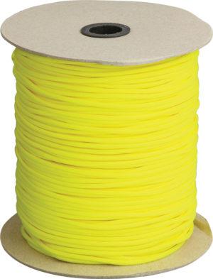 Atwood Rope MFG Parachute Cord Neon Yellow