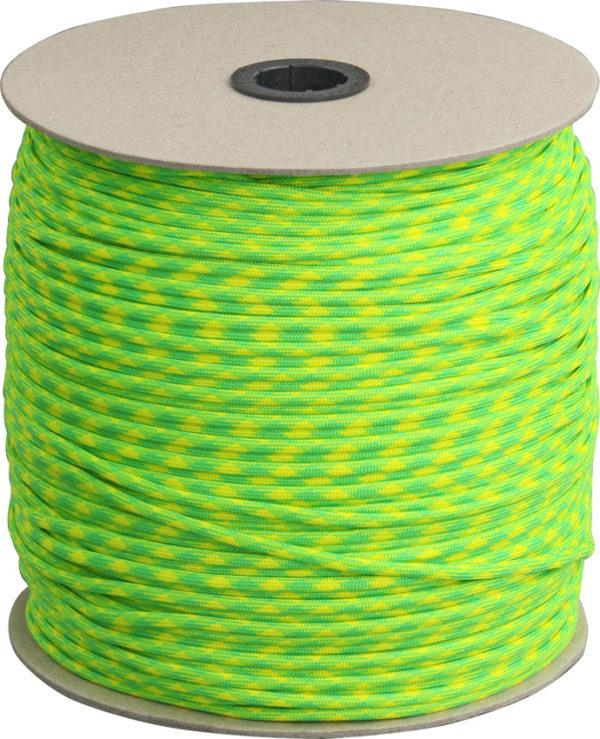 Marbles Parachute Cord Lemon-Lime
