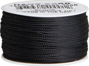 Atwood Rope MFG Nano Cord Black