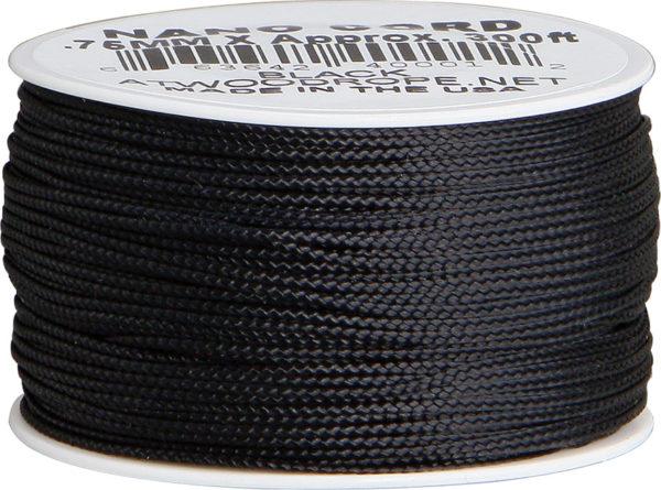 Atwood Rope MFG Nano Cord Black