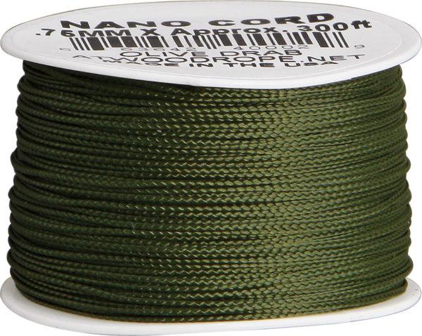 Atwood Rope MFG Nano Cord Olive