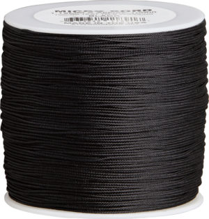Atwood Rope MFG Micro Cord Black