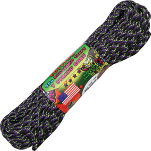 Atwood Rope MFG Parachute Cord Undead Zombie