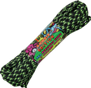 Atwood Rope MFG Parachute Cord Decay Zombie