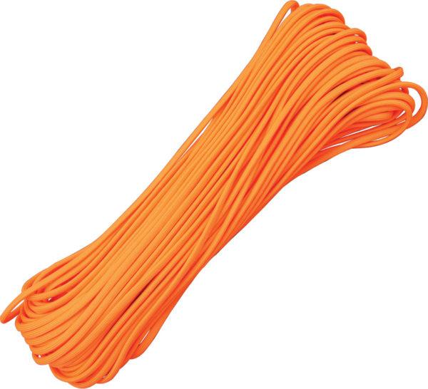 Atwood Rope MFG Parachute Cord Neon Orange