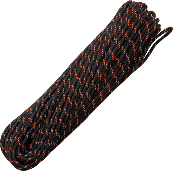 Marbles Parachute Cord Black